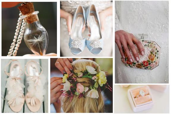 Hochzeit Accessoires Frühling Hochzeitsplaner