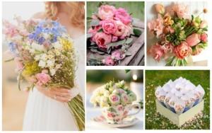 Hochzeit Blumen Frühling Hochzeitsplaner
