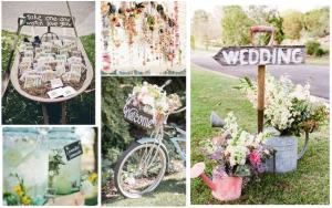 Hochzeit Dekoration Frühling Hochzeitsplaner