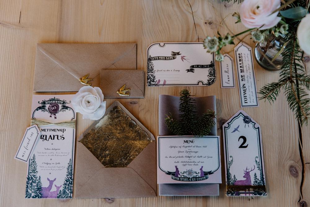 Belle Wedding | Hochzeitsplanung Drucksachen und Grafik