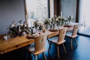 Belle Wedding | Hochzeitsplanung Hochzeitstafel