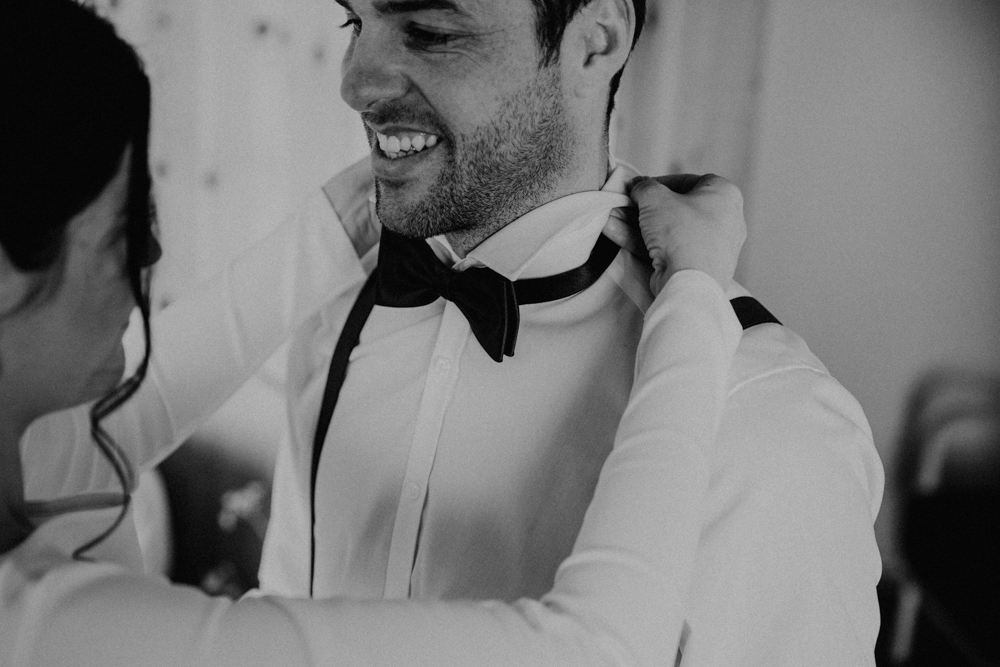Belle Wedding | Hochzeitsplanung Getting Ready