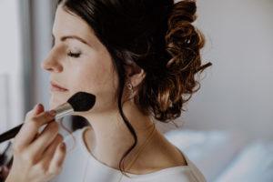 Belle Wedding | Hochzeitsplanung Winterhochzeit Make-Up