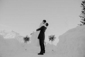 Belle Wedding | Hochzeitsplanung Winterhochzeit Berge